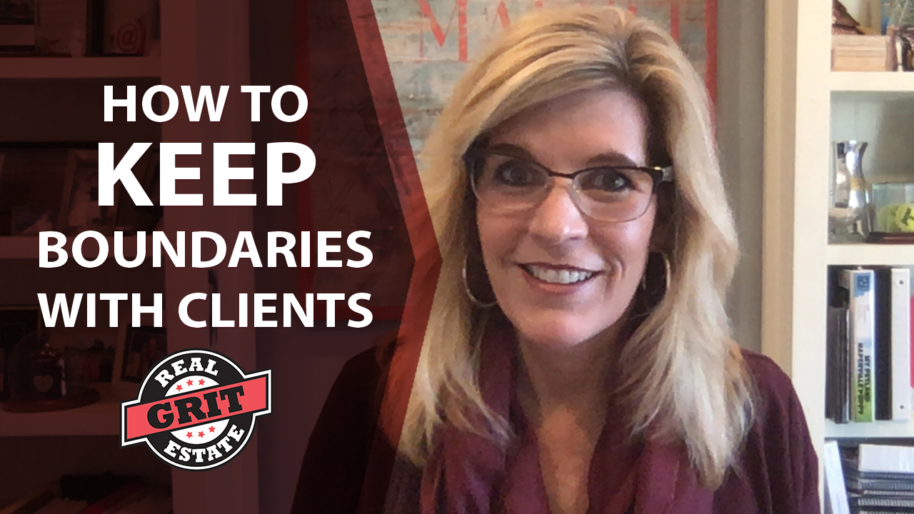 Keeping Boundaries With Clients