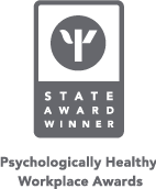 State Award Winner Psychologically Healthy Workplace Awards