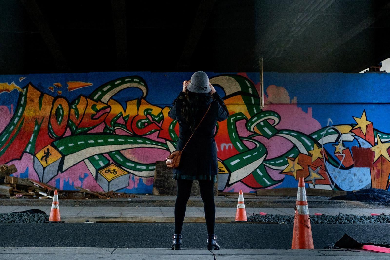 Graffiti Underpass