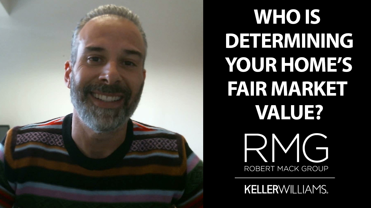Are You Letting Buyers Determine Fair Market Value for Your Home?