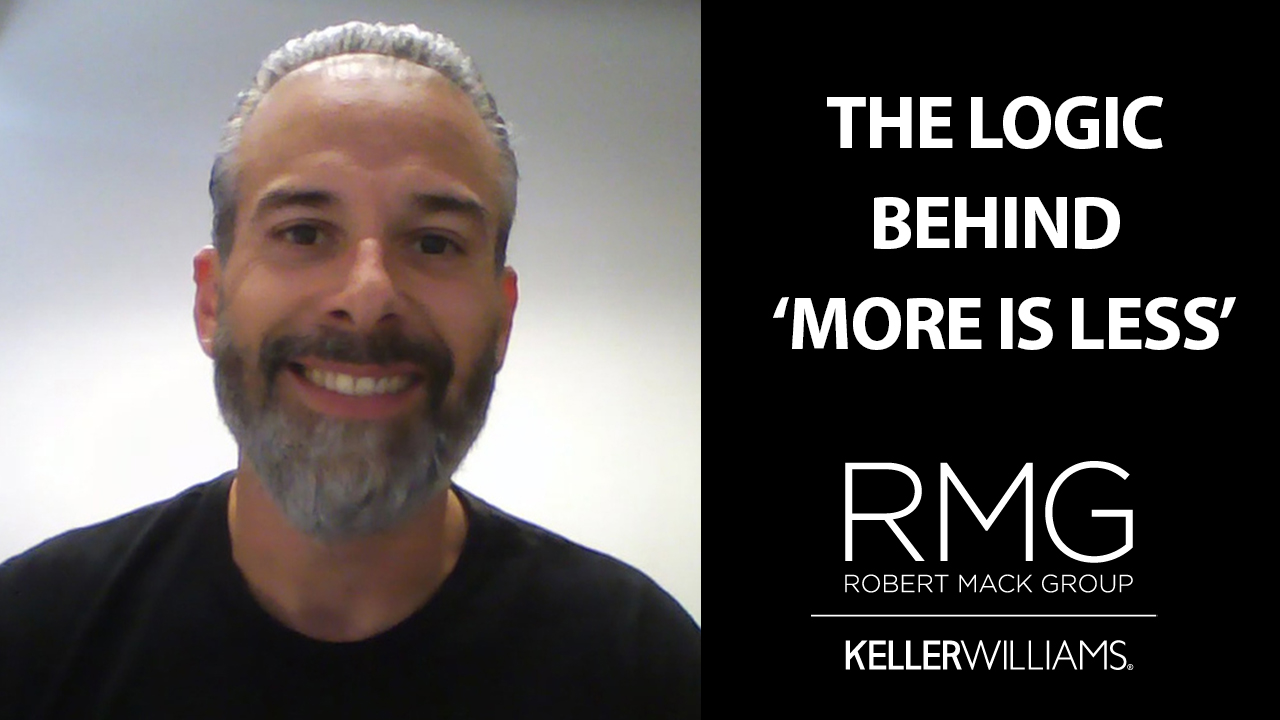 Buyers: Why More Is Actually Less