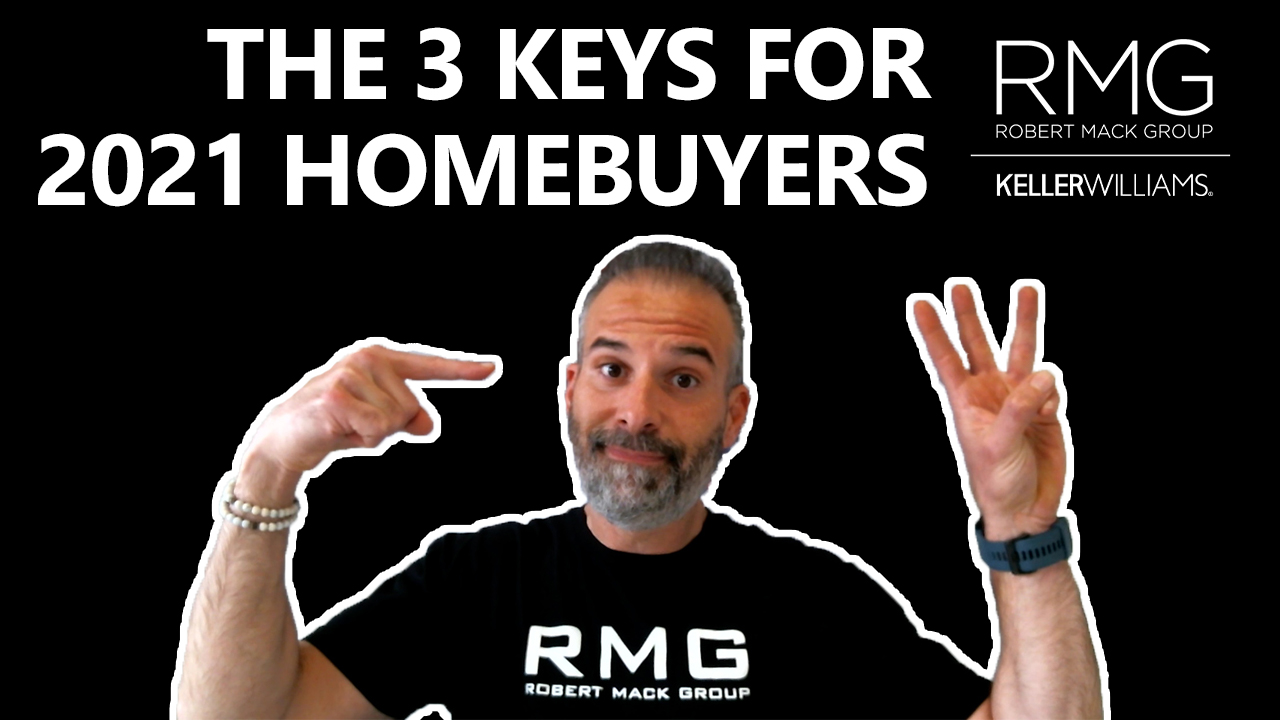 Which 3 Rules Should 2021 Buyers Follow?