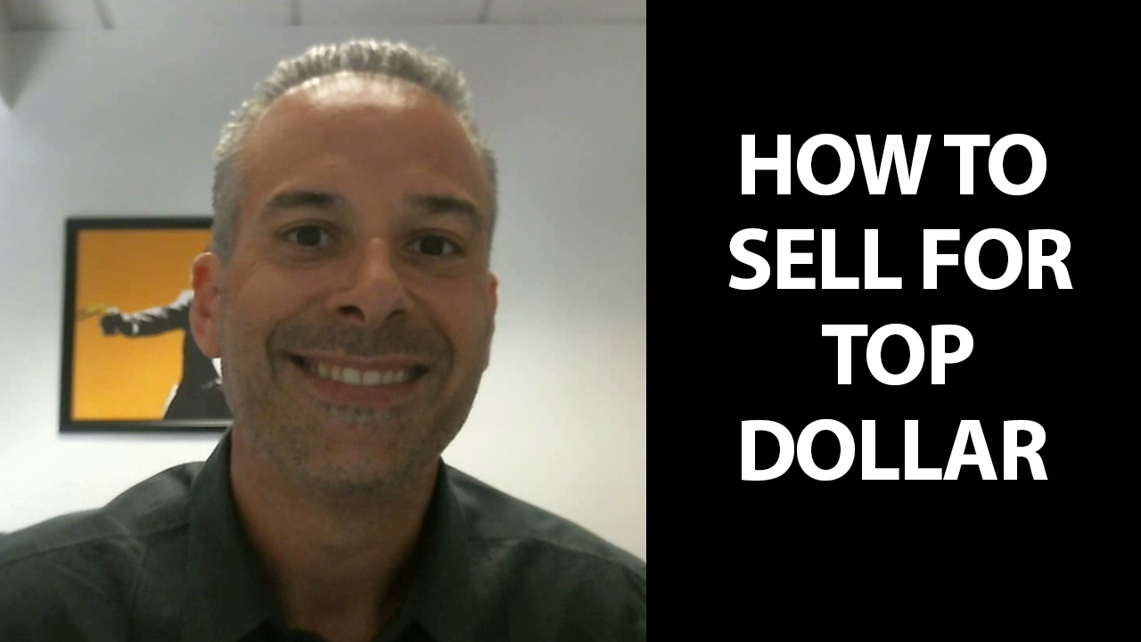 The 2 Keys to Getting Top Dollar for Your Home
