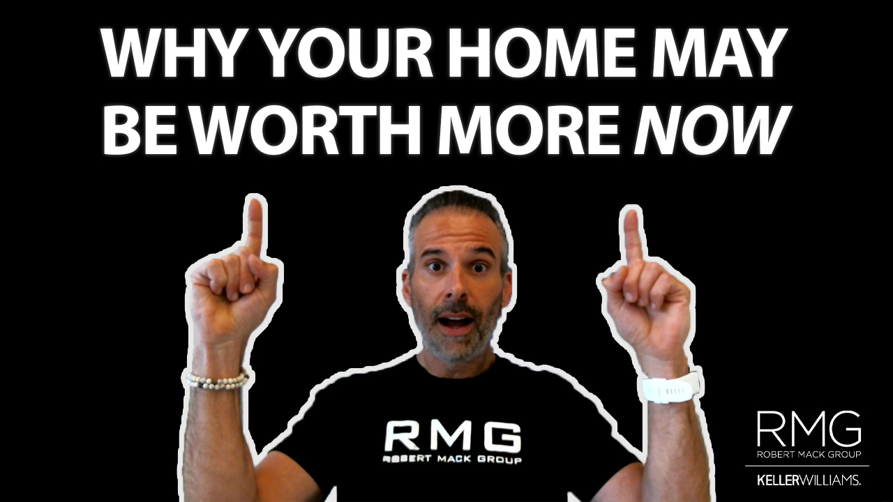 Is Your Home Worth More Now?