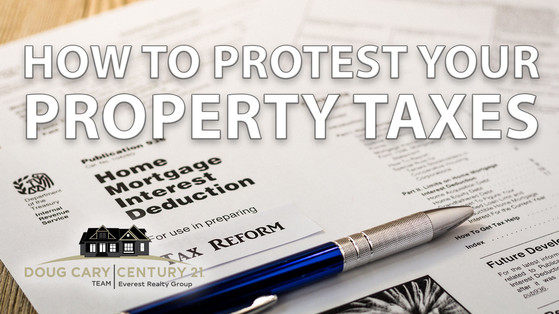 Should You Protest Your Property Taxes?
