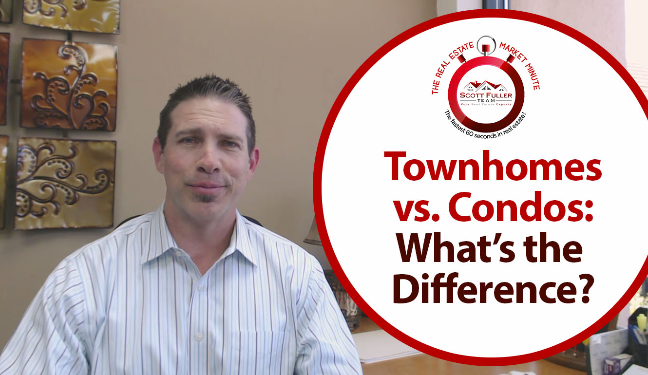 Townhome or Condo: How Do You Tell the Difference?