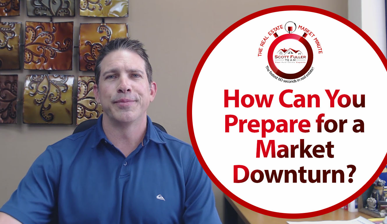 Preparing for a Market Downturn