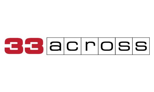 33across logo