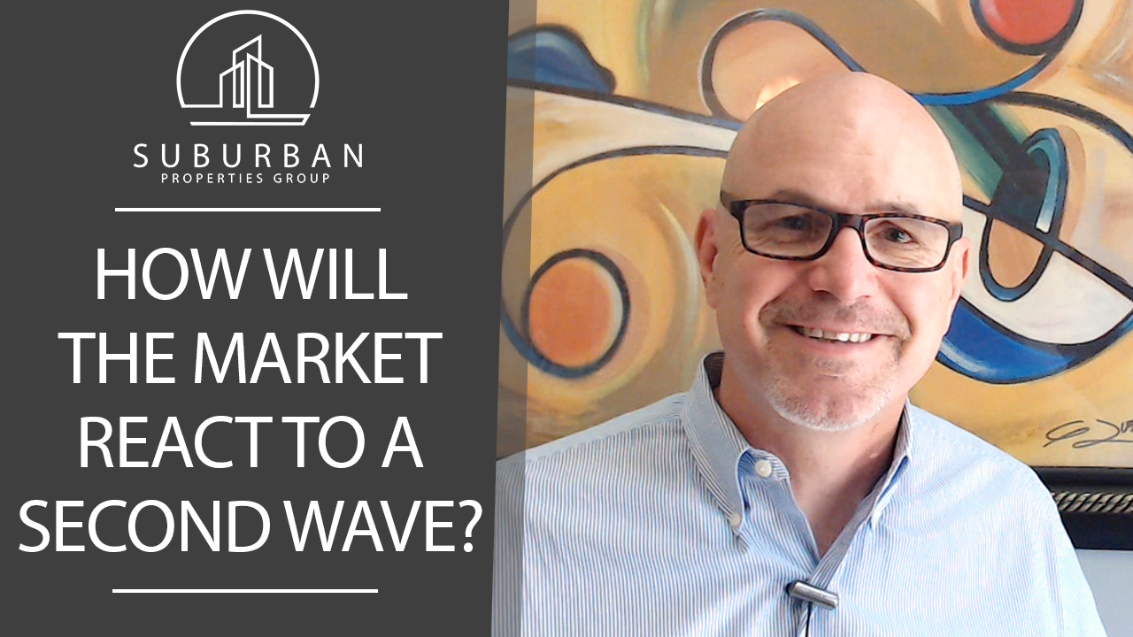 What Will a Second Wave of COVID Do to the Market?