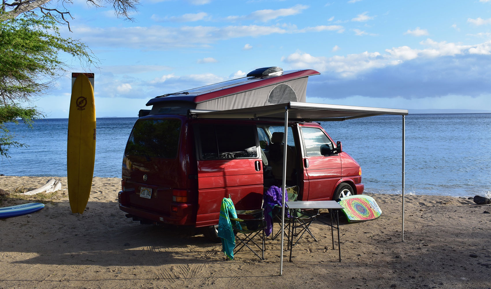 Campervan Hawaii
