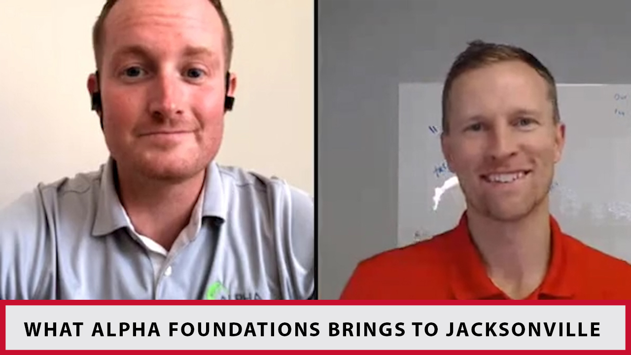 An Interview With David Cleveland from Alpha Foundations