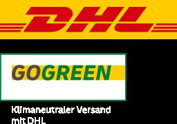 DHL GoGreen for German market.