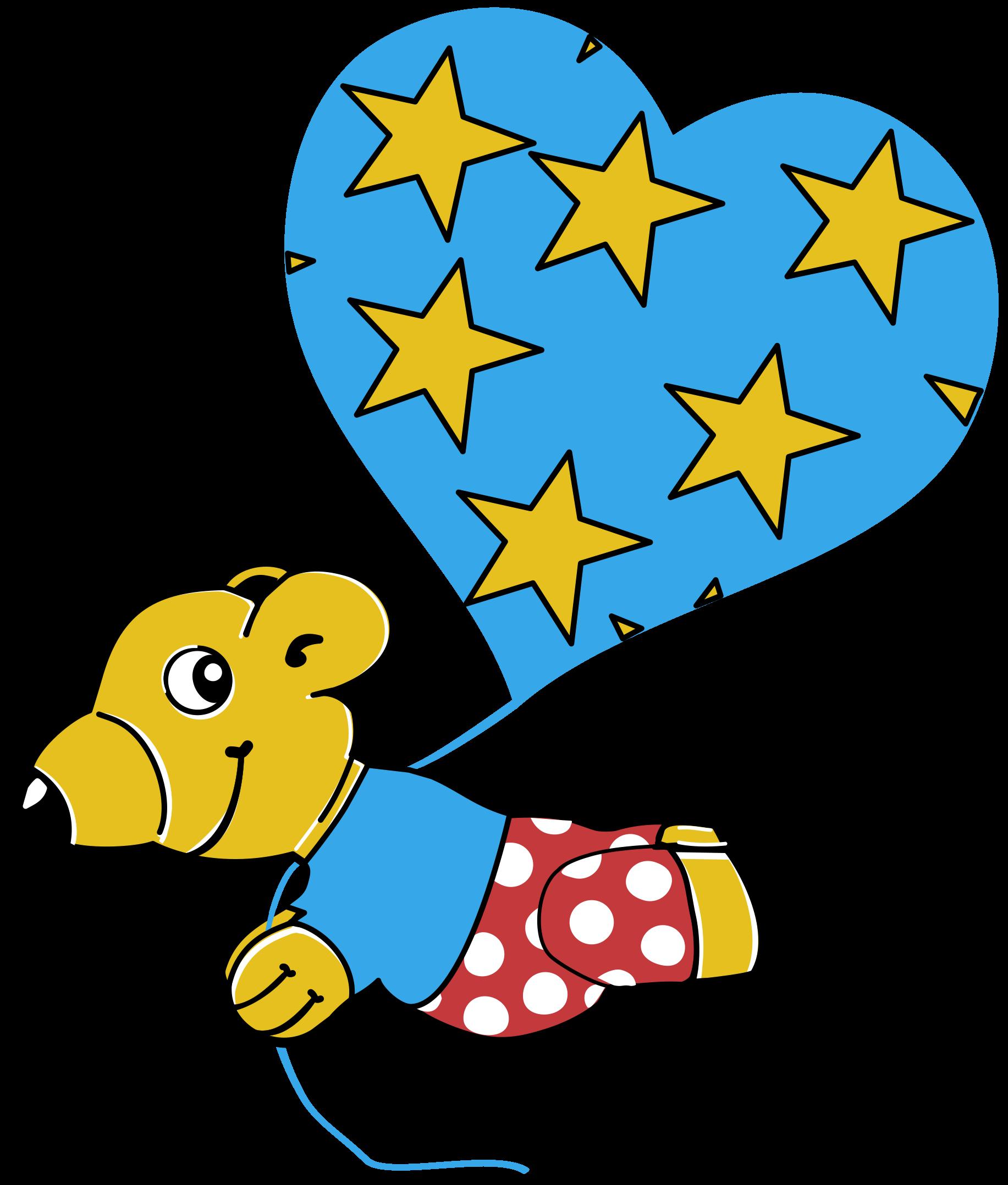 Herzenswünsche e.V. logo.