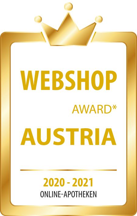 Webshop Award Belgium - Online Apotheken