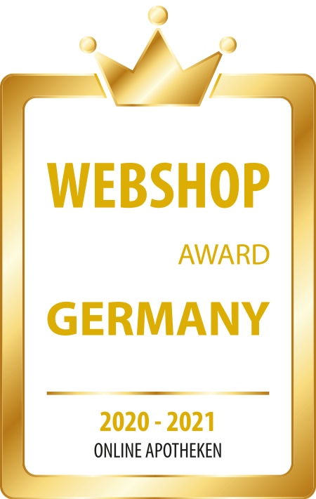 Webshop Award Germany - Online Apotheken