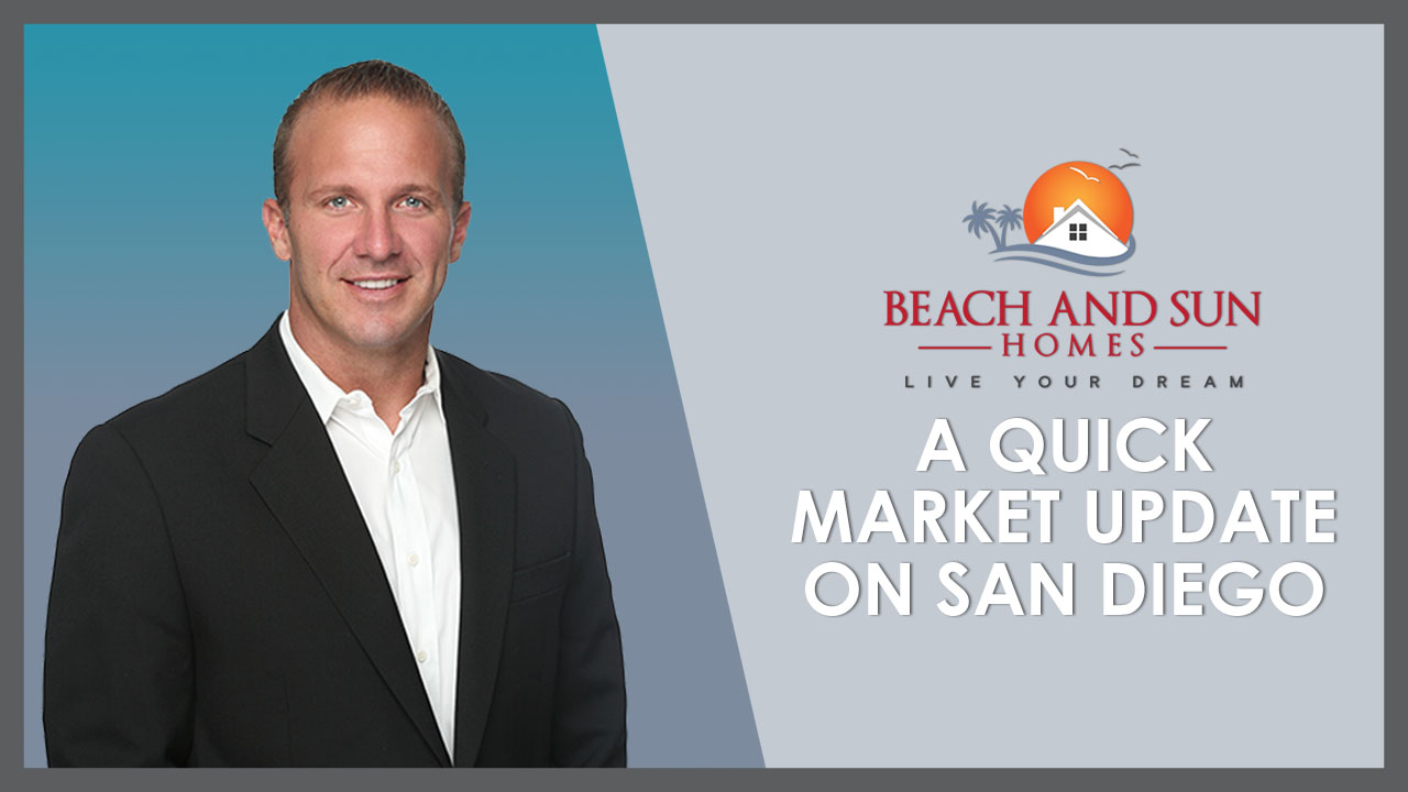 What Does the Current San Diego Real Estate Market Look Like?