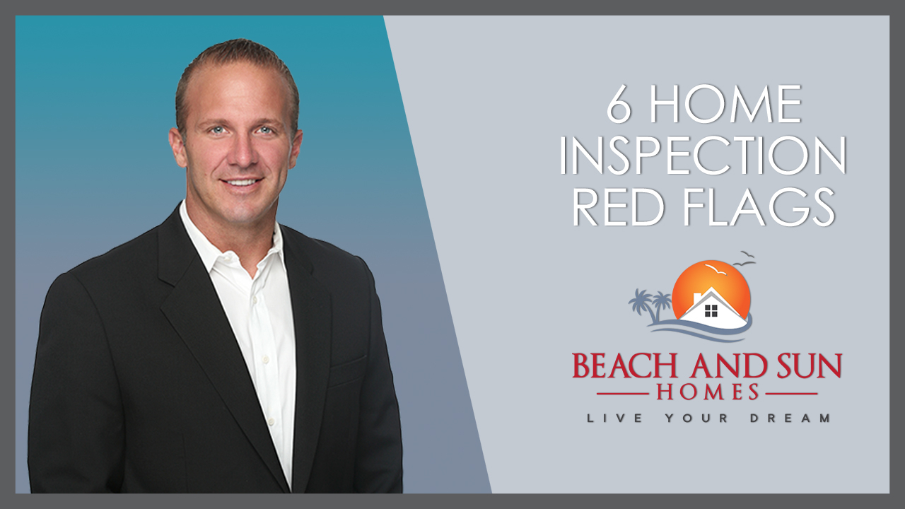 6 Red Flags to Look out for During the Home Inspection Period