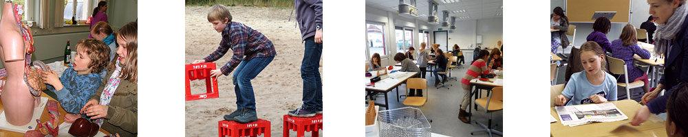Schulfest Gymnasium Hoheluft
