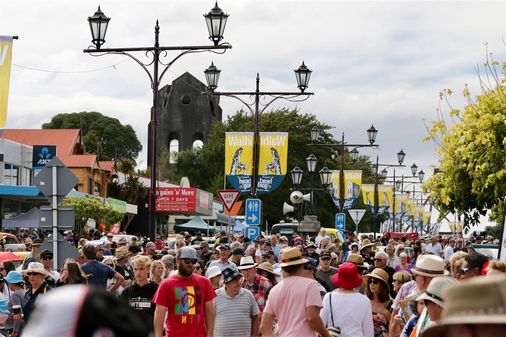 Waihi named most beautiful small town for 2019