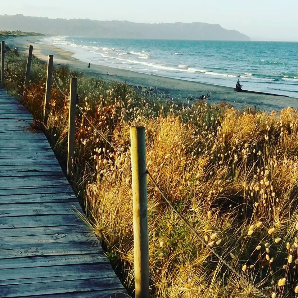 Bowentown Boardwalk