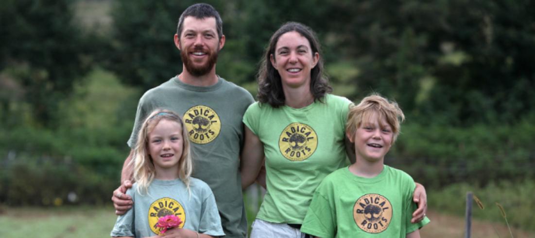 Radical Roots Community Farm image