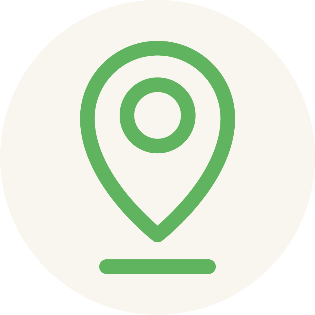Food Access Geographic icon