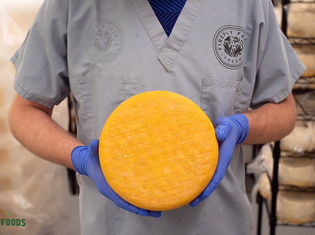 Virtual Tour With Firefly Farms Cheese image