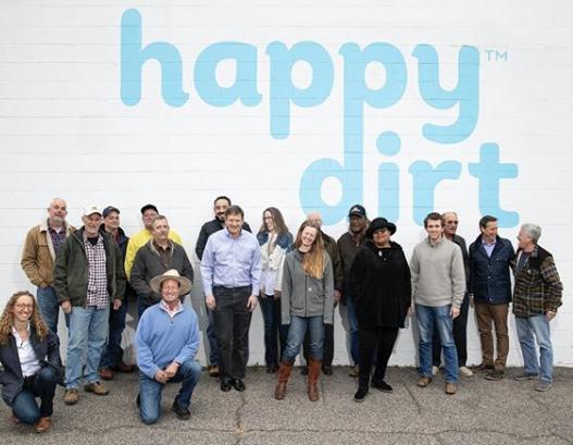 Happy Dirt (East Carolina Organics) image
