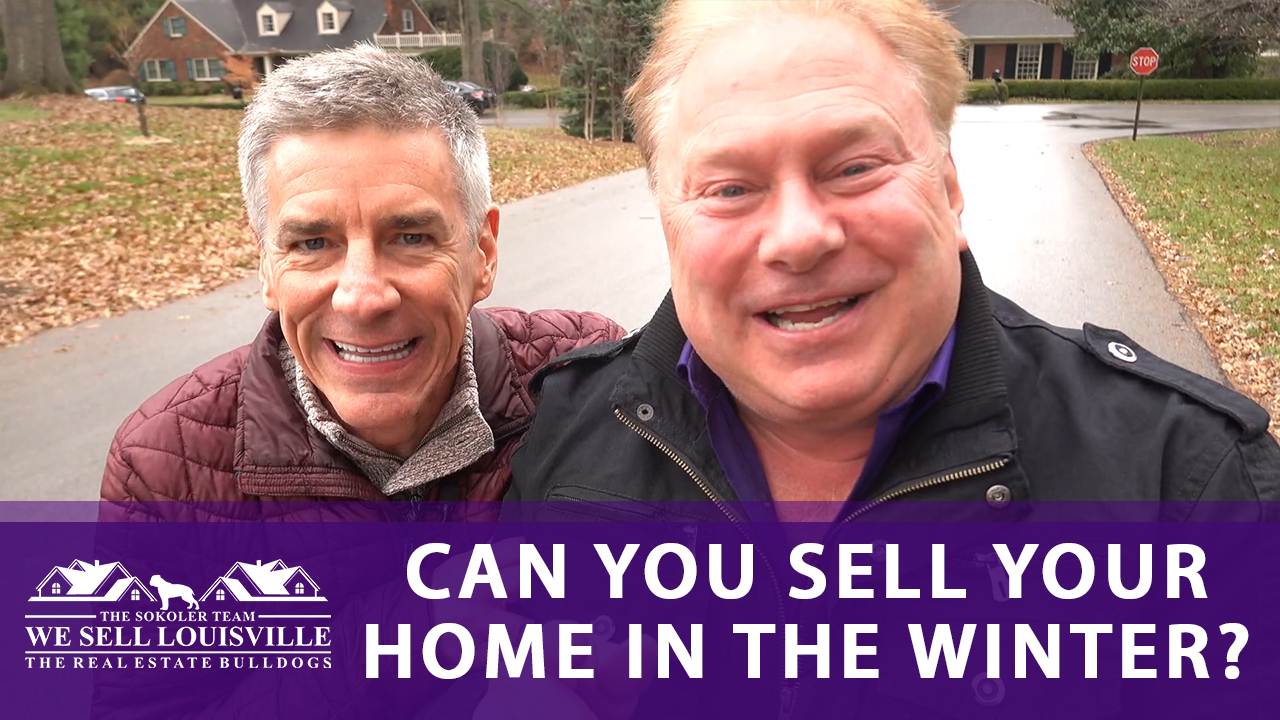 Debunking the Myth that You Can't Sell a Home in the Winter: With Tony Cruise