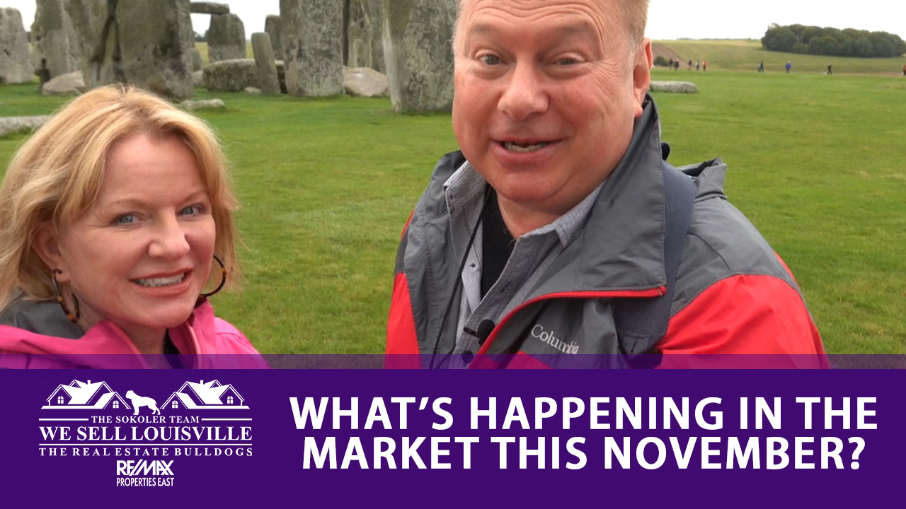 A November Update on the Louisville Market and My European Adventure