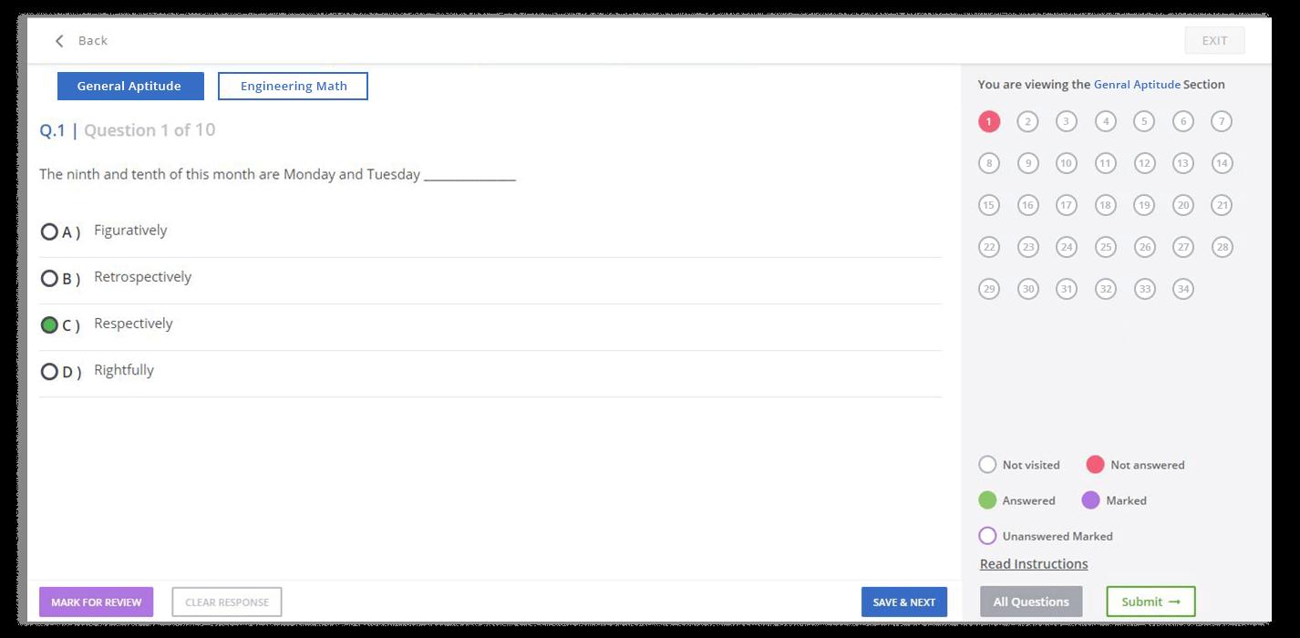 Create mock tests