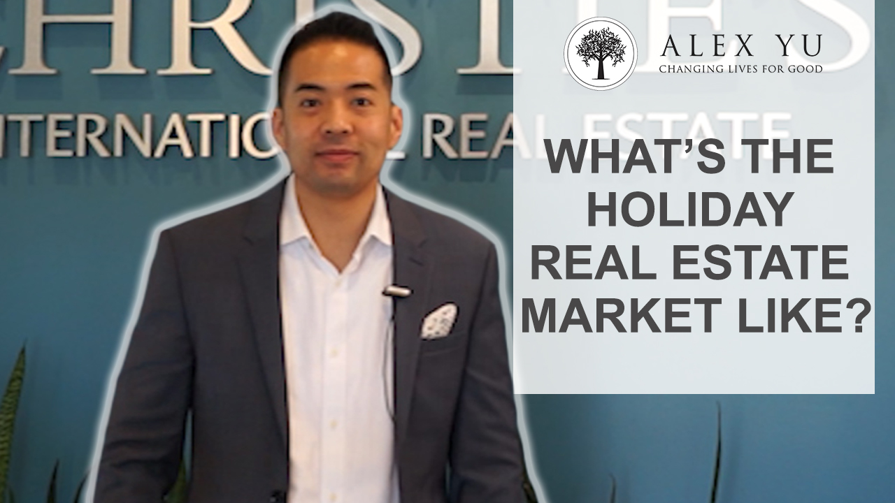 Q: What Can I Expect From the Holiday Market?