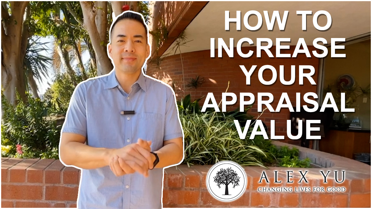 3 Ways to Increase Your Appraisal Value