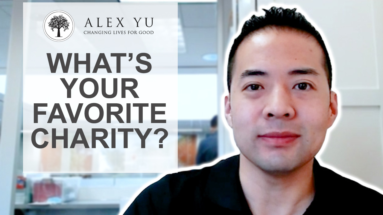 Q: What's Your Favorite Charity?