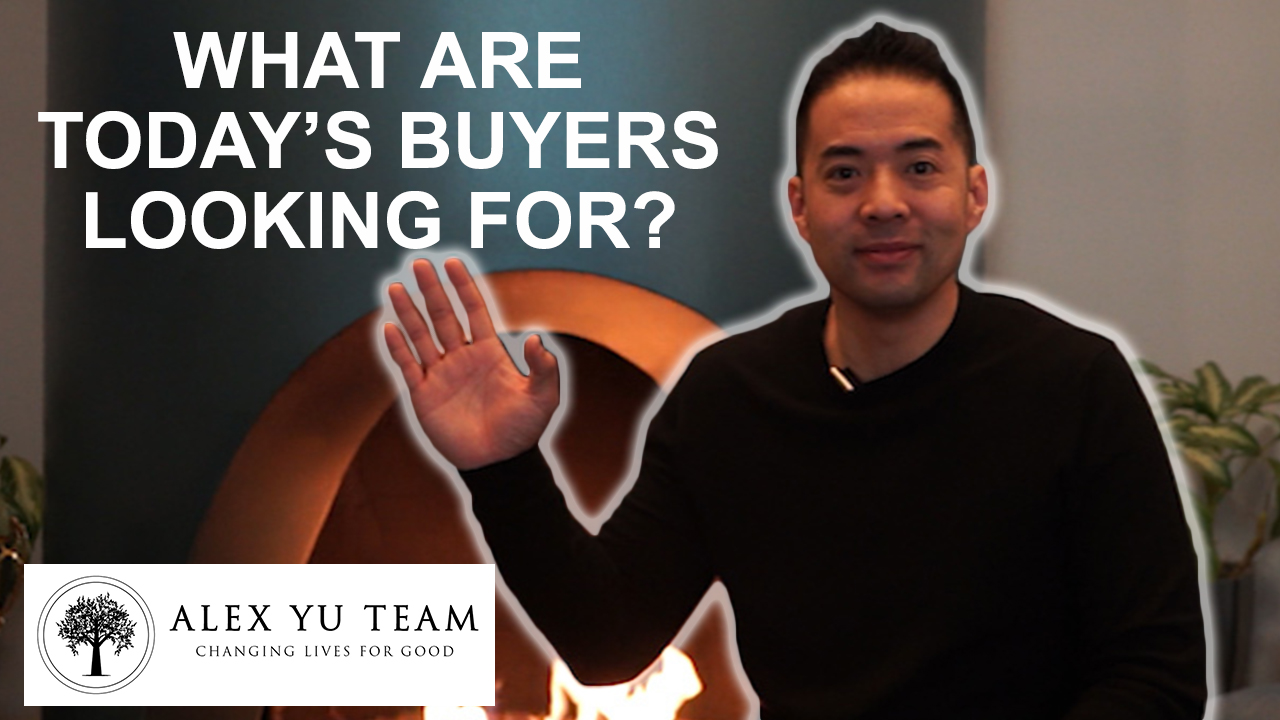 Q: What 3 Things Matter Most to Buyers Today?