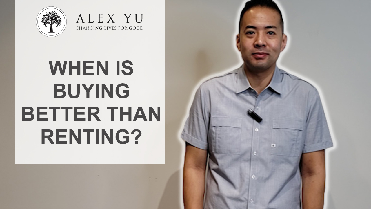 Q: When Is Buying Better Than Renting?