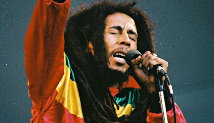 Bob Marley Honor