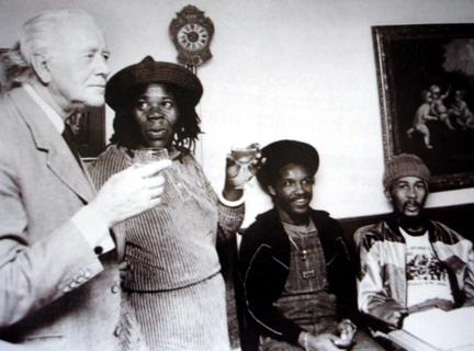 Bob Marley Tratamento