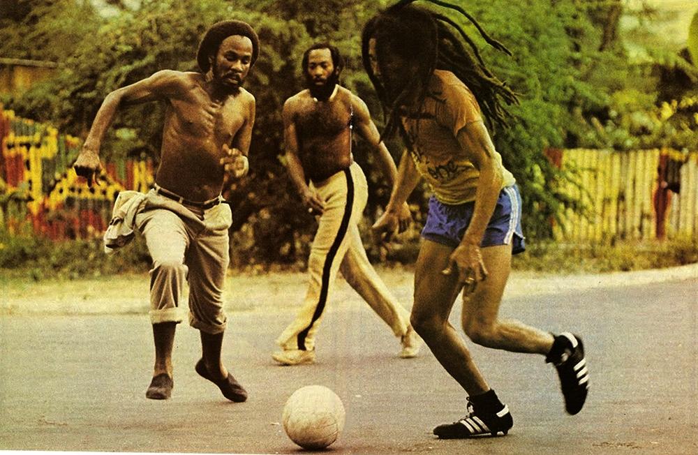 Bob Marley Futebol