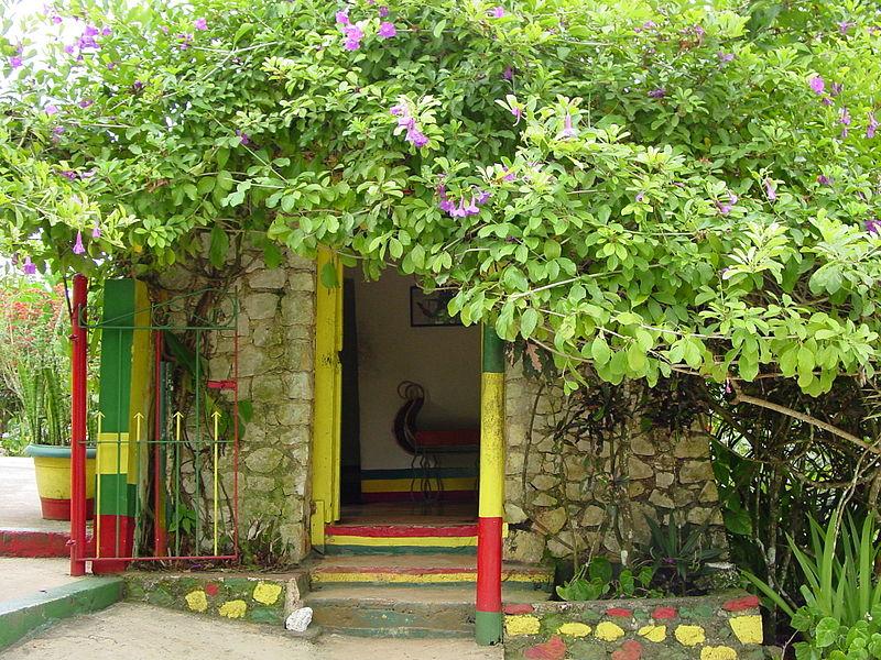 Casa de Bob Marley