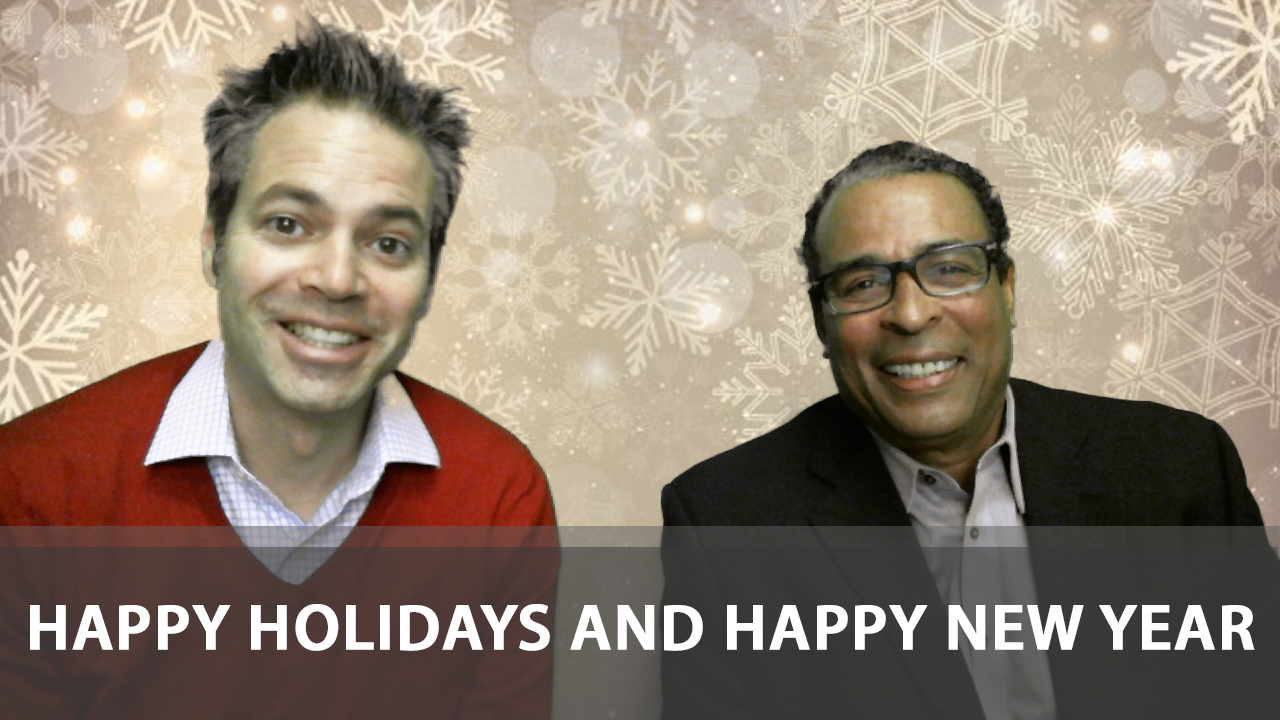 Happy Holidays From Imagine Realty