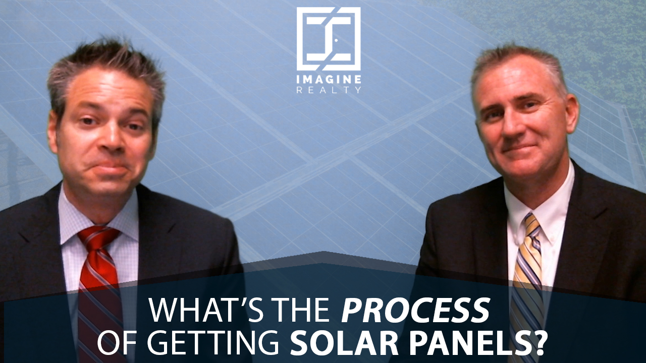 How Solar Panels Affect Real Estate Transactions