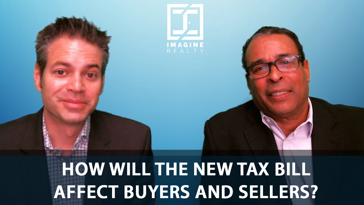 3 Tax Code Changes That Will Affect Buyers and Sellers