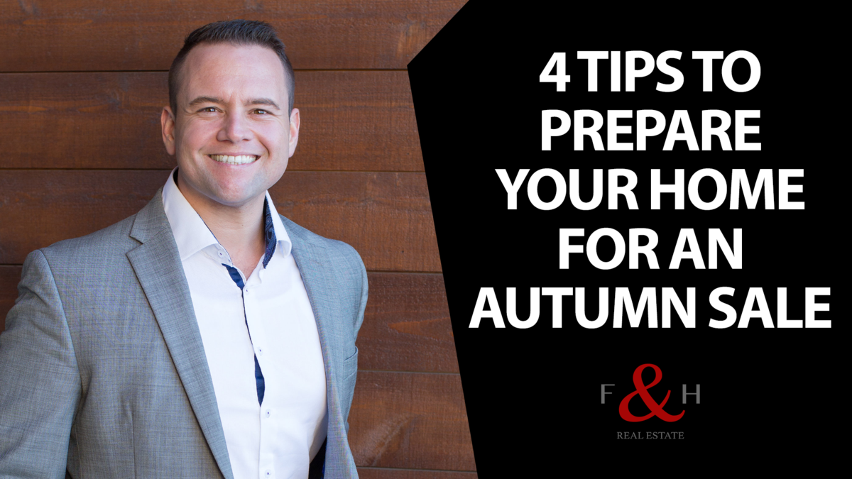 What Do I Need to Do to Prepare My Home for Sale in Autumn?