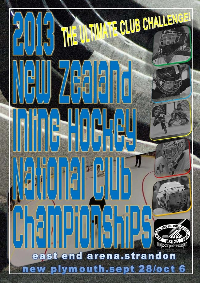 2013 NZ National Inline Hockey Championships
