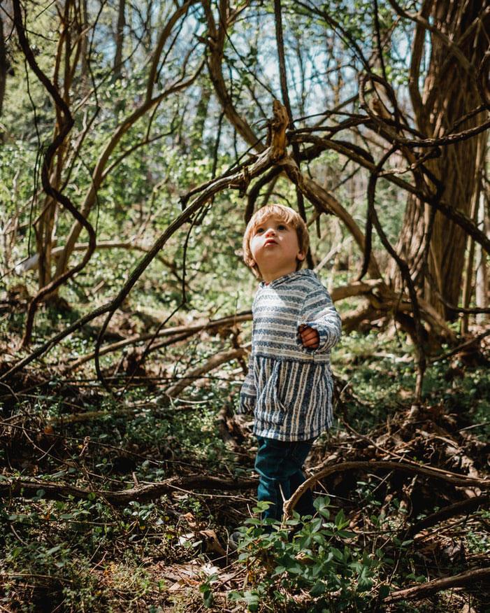 child-outside-in-nz-bush