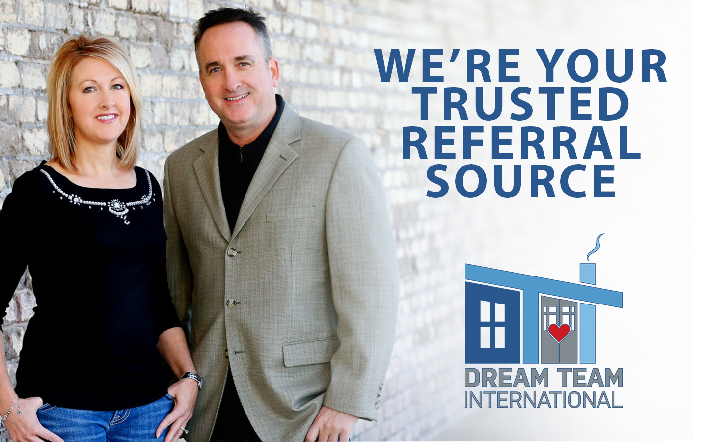 Let Us Be Your Trusted Referral Source