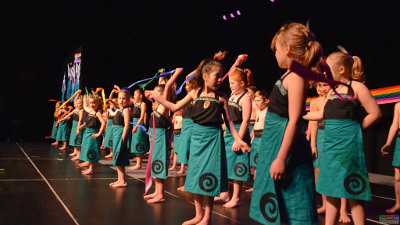 Kapa haka Students