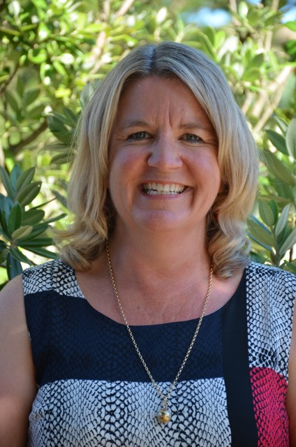 Shirley Porteous, Greenacres School Principal