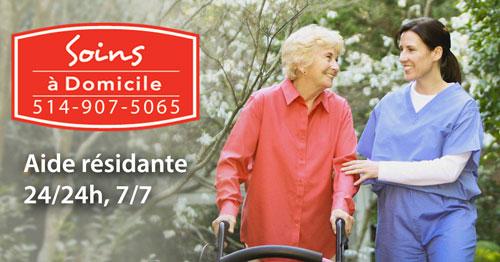 prépose aux beneficiaire avec personne âgée